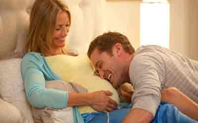 рожать ребенка